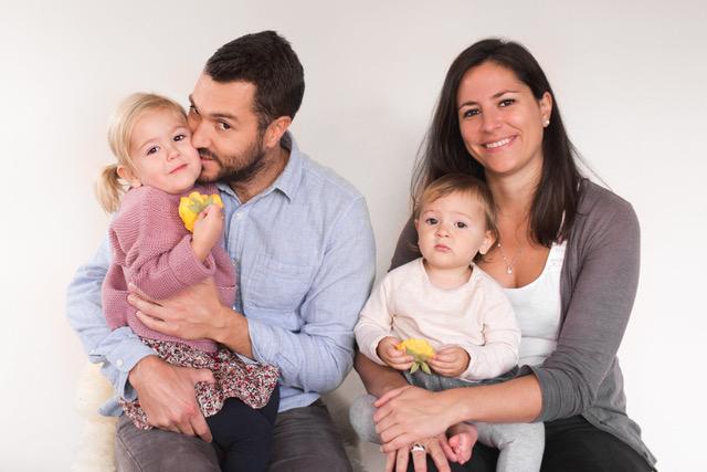 Jad Robitaille husband and children